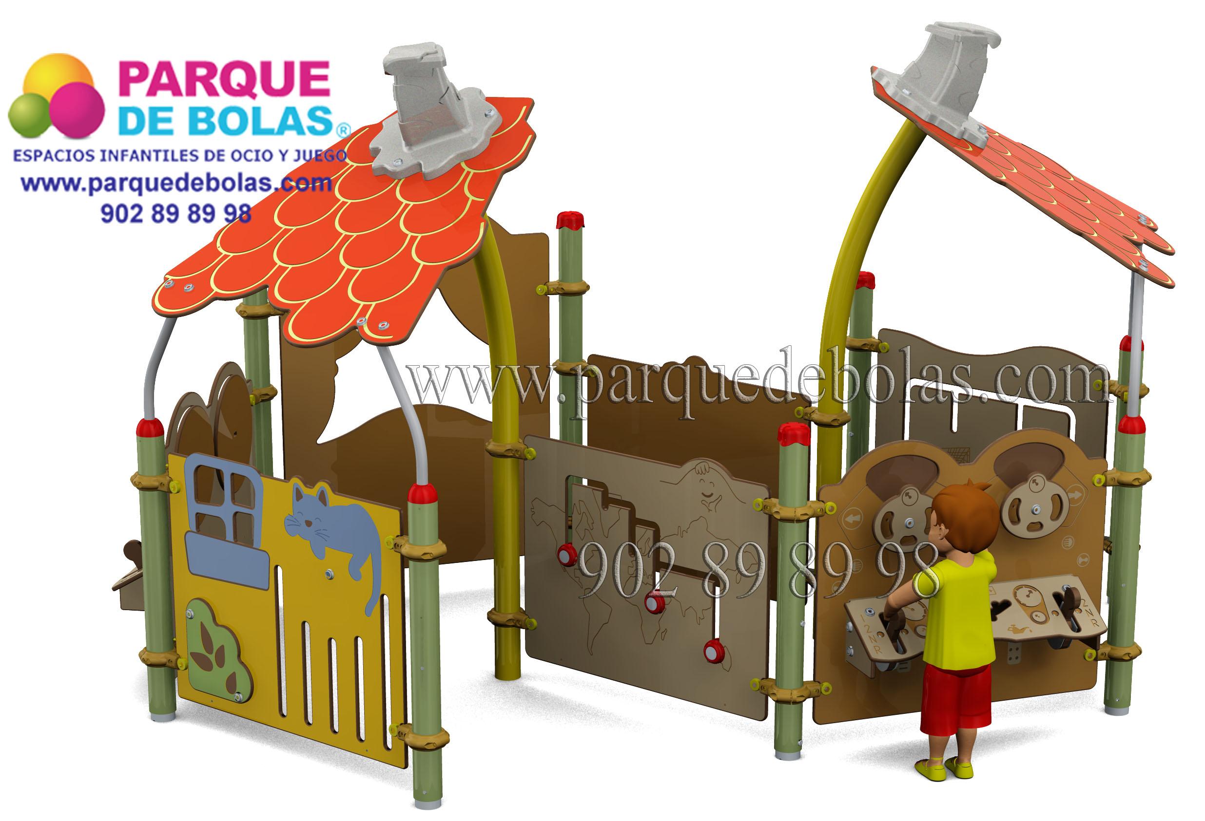 Parque infantil SANTANDER
